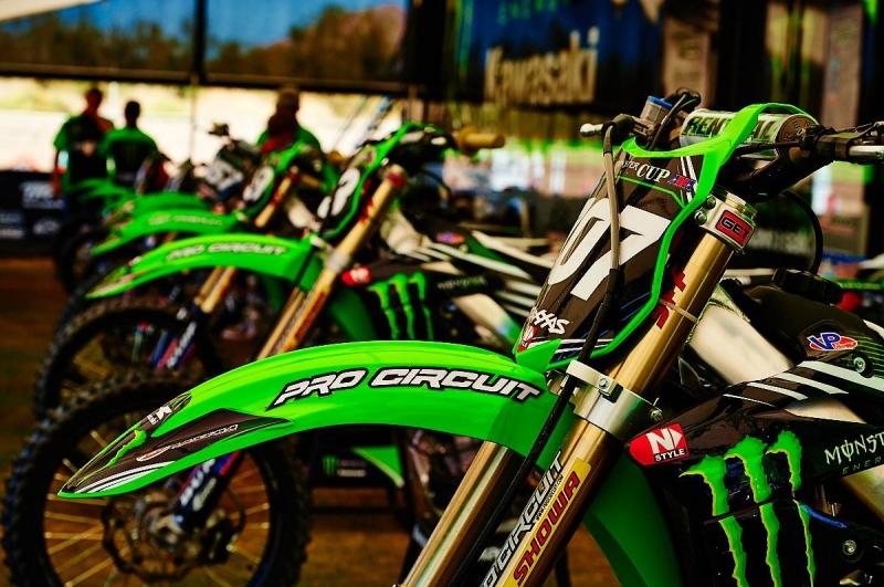 Team Green - News